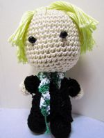 Harry Potter: Draco Malfoy by Nissie