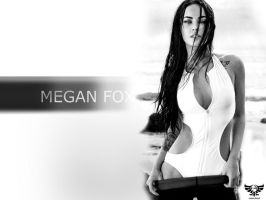 Megan Fox Wallpaper 1024x768 by emangiza