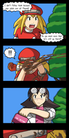 Megaman Legends 3 Page 5 by dklproductions