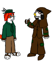 DM Trade: Patch and Plague by Chaz-GELF
