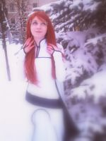 Cosplay Orihime-29 by Katherine-Klud