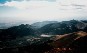 View From Pike's Peak - 1 by LadyAhz