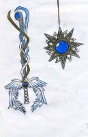 Keyblade: Heaven's Light by catcrazygurl94