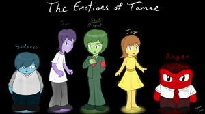 Tamae's Emotions by TamaeFTT