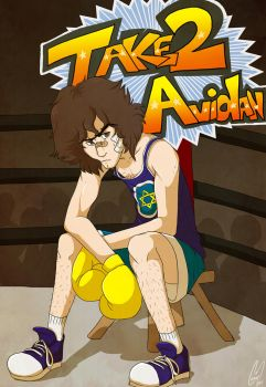 TAKE 2 AVIDAN NOW ENTERS THE RING by xTaintedRedx