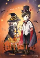 20141104 Trick or Treat by Pabulabum