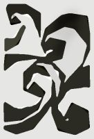 Black and white abstraction by Corinne185