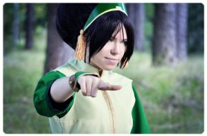 Hey - Toph Bei Fong, Avatar by TophWei