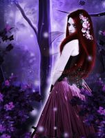 Forest of dream by Fae-Melie-Melusine
