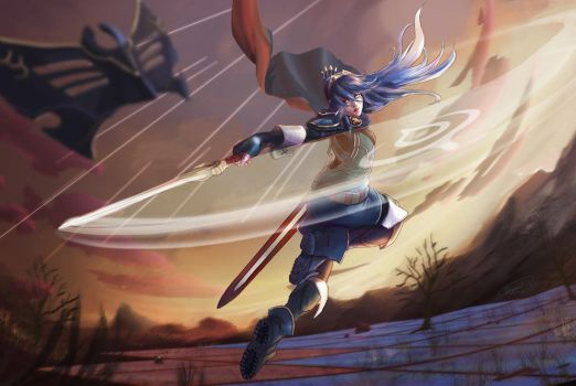 Lucina by Raydiant