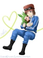 Cuz Chespin Needs More Love by JustLex