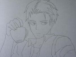 Cup of tea - WIP by T0ria