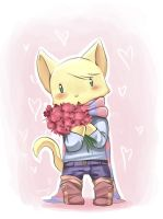 Flowers for you by 2Dea