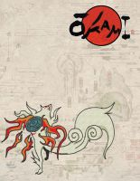 My first OKAMI entry by DioMahesa