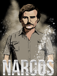 Narcos by Guil-Moura