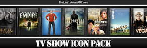 TV Show Icon Pack 17 by FirstLine1