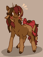 Raspberry Ribbons by cheepers