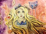 Alice in Wonderland by cberthelot
