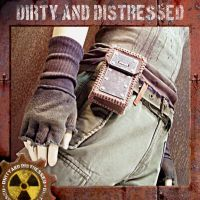 Wasteland Belt Pouch 1 by DirtyandDistressed