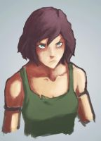 Korra by Man-arts