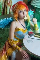 MLP Rainbow Dash Gala cosplay by Serebii42