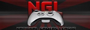 National Gamers League Banner by redrum201
