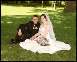 Professional Wedding Picture by DesireeMorte