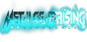 Metal gear rising logo icon by theedarkhorse
