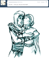Is that good enough for an answer Altair? by Clopina