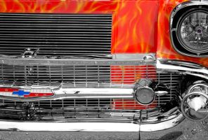 57 Chevy by bkueppers