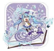 SNOW MIKU 2014 by 7-8jf
