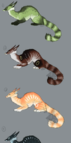 Caracoati Adopts (OPEN) by animalartist16