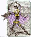 Stephanie Brown - The Missing Bat by IAmABananaOo