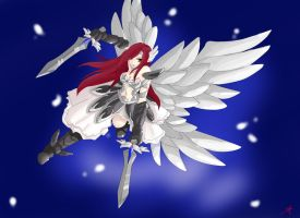 FairyTail: Erza by TiiteMiissdu69