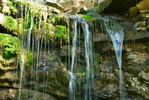 Marcy's Waterfall by GONE-EVERLONG