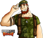 Bryan - Urban Rivals by Dupa-the-Surt