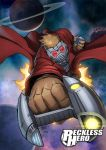 Star-Lord (Peter Quill) by RecklessHero