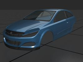 Opel Astra 5 WIP by prox3h
