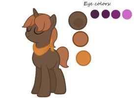 CocoPuff Color info by ShmityTheShmoo