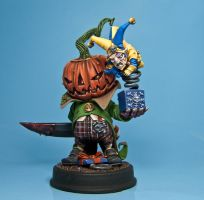 Mr.Pumpkins, Dark solicitor by Warwolf1973