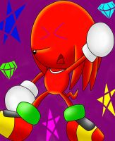 Chibi Knux by SonicForTheWin2