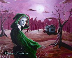 The Manner of Witches by MadameAradia
