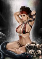 Demon of The Lake 3a by Esau13