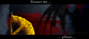 Answer me.... please by BlackLightning95