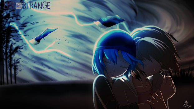 life is strange by mauroz