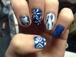 20 Week Challenge: W12 FAVORITE POLISH by wittlecabbage