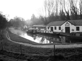 farncombe boat house by RhynWilliams