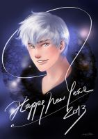 Happy new year 2013 by luvlessparadise
