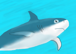 The Tide of A Shark by LegoMetal44