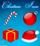 Christmas Icons by Skynix